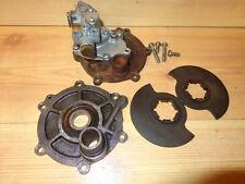 1966 Bridgestone 175 Dual Twin Motor Engine Oil Pump and Parts