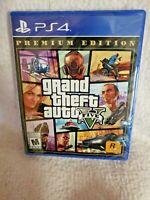 PS4 Games Lot of 3: Grand Theft Auto V, Days Gone, Horizon Zero Dawn