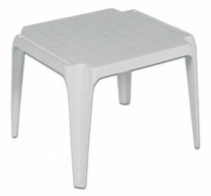 Kindertisch stapelbar Maltisch Basteltisch Gartentisch für Kinder Outdoor Indoor