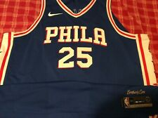 Ben simmons 76ers authentic nike jersey size 58 3xl icon edition