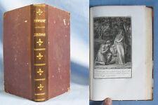 ANTIGONE par P. S. Ballanche / Seconde Édition Illustrée de DIDOT l'Aîné 1819