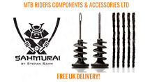 Sahmurai Sword Tubeless Tyre Repair Plug Kit V2 - MTB Mountain Bike Bicycle