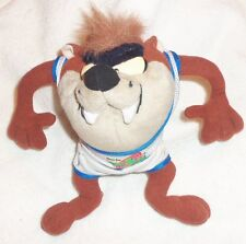 LOT # 891 TASMANIAN DEVIL PLUSH DOLL from the film SPACE JAM (1996) 8 INCHES WB