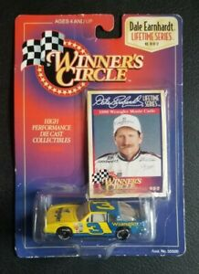 Winner's Circle Dale Earnhardt Sr Lifetime Series 10 Of 12 1:64 1986 Monte Carlo