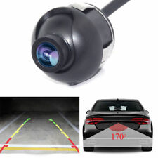 360° Adjustable CCD Flush Mount Waterproof Car Reverse Backup Rearview Camera
