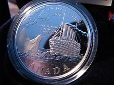 """Canada 2012 Silver 10$ - """" R.M.S. TITANIC """""""