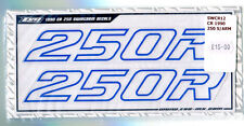 (Evo) Swingarm Decals Graphics CR 250 1990 RL