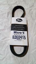 K060415 Gates Micro-V Belt Serpentine Rubber 072053009026 21mm x 1065mm 6PK1054