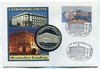Hessicher Landtag Hesse Parliament Germany Silver Medal in Numiscover