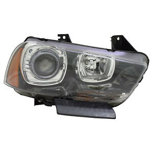 Headlight Assembly-Capa Certified Right TYC fits 11-14 Dodge Charger