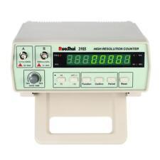 High Precision Frequency Meter Digital 0.01Hz - 2.4GHz Counter Hz Tester R4Z8