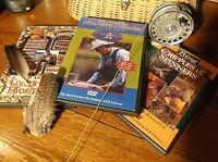Hot Deal Spring Creek Fly fishing and tying 12 DVD's collection for 20 dollars