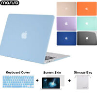 4in1 Laptop Case for New Macbook Pro 13 15 Touch Bar A1706 A2159 A1707 A1990