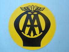 AA WINDSCREEN STICKER MINI FORD JAGUAR MG MORRIS TRIUMPH BMC ROVER VW LAND ROVER
