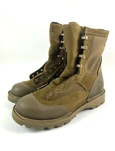 Danner 15660X USMC Desert RAT Temperate Weather Military Boots Mojave 10 W Wide