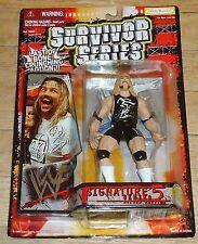 1999 WWF WWE Jakks Al Snow Wrestling Figure MIP Signature Series 5 Job Squad TNA