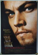 New Movie Leonardo DiCaprio Gangs of New York Silk 24x36Inch Custom Poster P-299