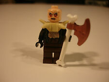 Lego Hobbit Lord of the Rings 79002 - YAZNEG the Goblin / Orc - New Out of Box!!