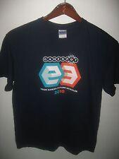 Gamespot E3 Video Games Gamer Conference 2010 Los Angeles CA Staff  T Shirt Lrg