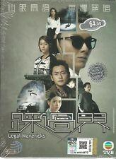 LEGAL MAVERICKS - COMPLETE TVB TV SERIES DVD BOX SET ( 1-28 EPIS)