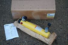 "ENERPAC RR-1010 HYDRAULIC CYLINDER DOUBLE ACTING 10,000PSI 10"" STOKE USA MADE"
