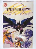 US DC The Art of Walter Simonson ( Paperback , 1.Auflage )