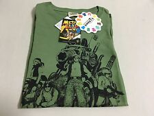 Official Shimamura Metal Slug T-Shirt XL / LL Size Japan SNK NEO GEO AES MVS CD