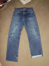 LEVI'S Men's LVC 503B SELVEDGE 33 x 36 STF 32 Japan USA 100% cotton Jeans 501