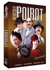 HERCULE POIROT SAISON 2 DVD PAR AGATHA CHRISTIE NEUF