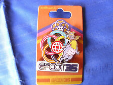Disney * EPCOT 35 YEARS - FIGMENT * New on Card Attraction Pin