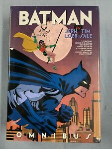 DC Comics BATMAN BY JEPH LOEB AND TIM SALE OMNIBUS (2018) Global Shipping