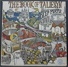 DEEP PURPLE - THE BOOK OF TALIESYN - ROCK VINYL LP