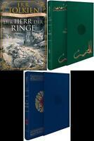 Tolkien: Herr der Ringe + Der Hobbit + Das Silmarillion (Geschenkausgaben)  ...