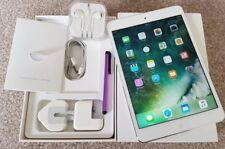 Apple iPad 2 16GB, Mini Wi-Fi + Cellulare (Sbloccato), Silver Edition, Retina, extra