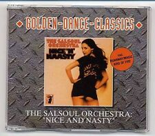 The Salsoul Orchestra Maxi-CD Nice And Nasty / Runaway feat. Loleatta Holloway