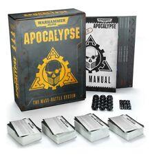 Warhammer 40,000: Apocalypse Starter Kit NEW sealed