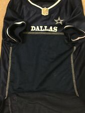 NFL Dallas Cowboys dog-puppy Jersey and cheerleader costume
