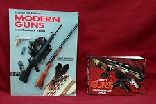 Modern Guns Revised 7th Edition and Jane's Guns Recognition Guide/ 2-Book Lot