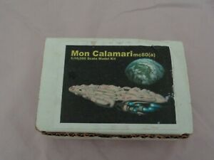 "STAR WARS MON CALAMARI MC80 LIBERTY CLASS STAR CRUISER MINI RESIN MODEL KIT 5"""