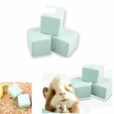 New listing Pet Hamster Chew Rabbit Guinea Pig Teeth Grinding Mineral Stones Bite Stone Cage