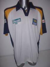 SRI LANKA MAS Ufficiale Cricket Shirt adulto XL JERSEY formazione Dilmah Tea NUOVO SENZA ETICHETTA