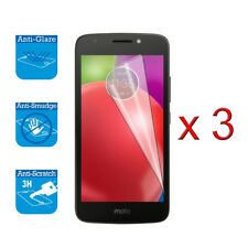 For Motorola Moto E4 Screen Protector Cover Guard Lcd Film Foil x 3