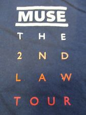 "MUSE ""The 2nd Law"" Local Crew Concert Tour (LG) T-Shirt"