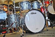 Ludwig Classic Maple MOD22 4pc Drum Set Sky Blue Pearl