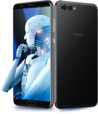 """Honor View 10 DualSim schwarz 128GB LTE Android Smartphone 5,99"""" Display 20MPX"""
