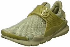 Nike Sock Dart Breathe Sneakers Men's Olive Slip-On Shoes Size 9, Worn Once