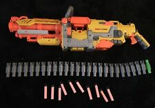 Nerf Gun Havok Fire EBF-25 Weapon Working With Bullets Darts