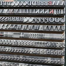 28p - IMPRIMATUR fett - Bleisatz Buchdruck Handsatz Letterpress Type Bleilettern