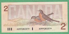 1986 Bank of Canada 2 Dollar Note - Crow/Bouey - UNC -  AUM9282379