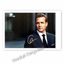 Gabriel potere alias Harvey Specter da Suits-Actor-Autografo foto [ak1]